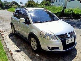 Silver Suzuki Sx4 2012 at 51000 km for sale