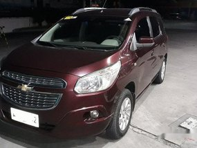 Selling Chevrolet Spin 2014 Automatic Gasoline at 97000 km