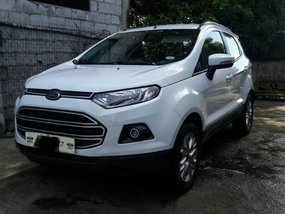 2017 Ford Ecosport for sale in Pasig