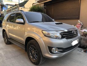 2015 Toyota Fortuner for sale in Mandaluyong