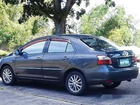 Selling Black Toyota Vios 2013 Automatic Gasoline at 45000 km