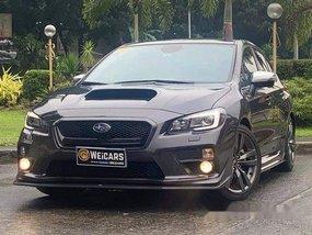 2017 Subaru Wrx for sale in Quezon City