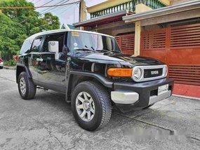 Black Toyota Fj Cruiser 2017 for sale in Cavite