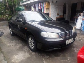 Black Nissan Sentra 2003 for sale in Paranaque