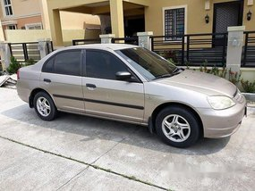 Sell Beige 2001 Honda Civic in Pasig