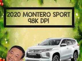 Brand New Mitsubishi Montero Sport GLS AT 2020