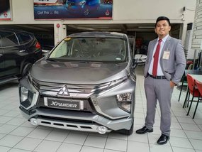 2019 Mitsubishi Xpander Gls Automatic 59k all in dp
