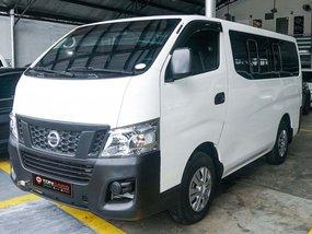 2017 Nissan NV350 Urvan for sale in Quezon City