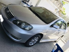 Selling Used Toyota Corolla Altis 2004 Manual