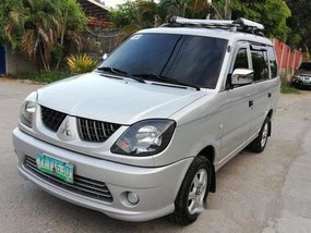Silver Mitsubishi Adventure 2007 for sale in Talisay