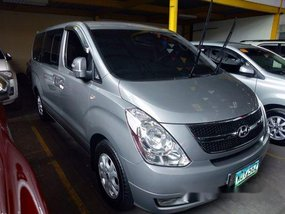 Sell Silver 2014 Hyundai Grand starex in Quezon City