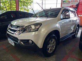 Used white Isuzu Mu-X 2016 for sale