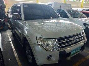 Selling White Mitsubishi Pajero 2011 in Quezon City
