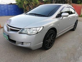 Silver Honda Civic 2008 for sale in Talisay