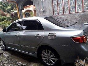 Silver Toyota Corolla altis 2010 at 13000 km for sale