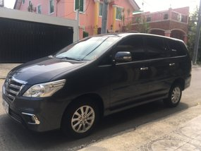 2015 Toyota Innova V for sale in Pasig