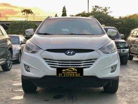 2012 HYUNDAI TUCSON ReVGT AWD AUTOMATIC