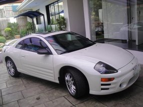 2005 Mitsubishi Eclipse with Pirelli tires and Zinik alloy wheels