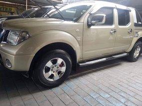 2012 Nissan Navara 4x4 Manual in  Quezon City