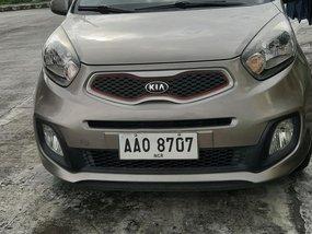 Kia Picanto EX 2014 MT