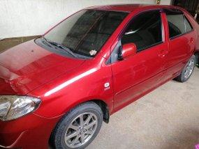 Toyota vios 1.3e 2006 model