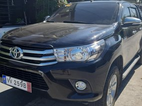 Toyota Hilux G 2017 Automatic for sale in Angeles