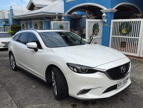 White 2018 Mazda 6 for sale in Makati