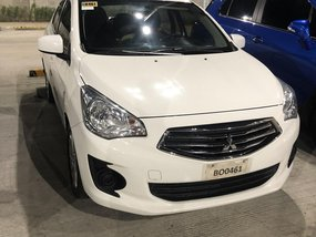 Mitsubishi Mirage G4 GLX 2017 MT White