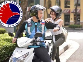 DOTr to approve an extension of Angkas' pilot run