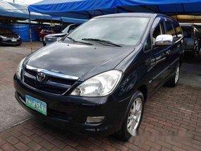 Black Toyota Innova 2008 for sale in Cainta