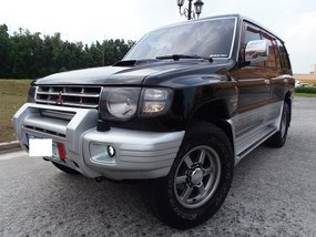 Fresh. Loaded. Limited. Mitsubishi Pajero Fieldmaster AT