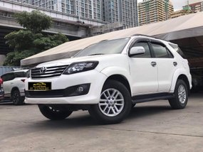 2014 Toyota Fortuner G A/T Gas for sale in Makati