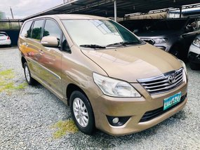 2013 TOYOTA INNOVA 2.5 V AUTOMATIC DIESEL FOR SALE