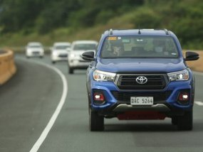 Genchi Genbutsu: Toyota's Global 5 Continent Drive takes on Philippine roads