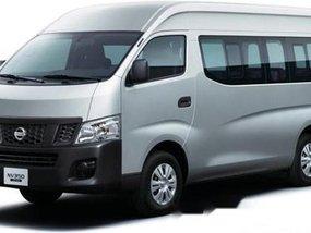 Selling Nissan Nv350 Urvan 2019 Manual Gasoline