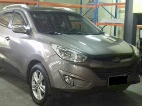 Hyundai Tucson CRDI 2012 for sale in Quezon City