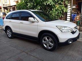 White 2007 Honda CRV for sale in Cabuyao