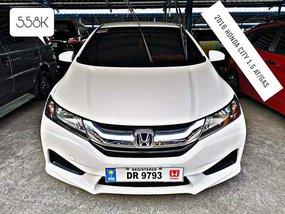 2016 Honda City CVT 1.5