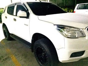 Selling Used Chevrolet Trailblazer 2016 in Davao City