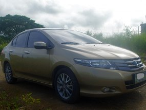 HONDA CITY 2011 Automatic Gasoline