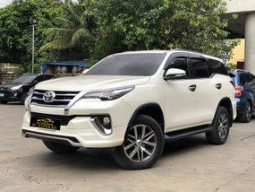 2016 Toyota Fortuner 4x2 V Diesel Automatic