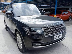 2015 Land Rover Range Rover AT/Diesel