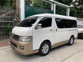 2009 Toyota Hiace for sale in Manila