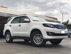 2014 Toyota Fortuner for sale in Manila