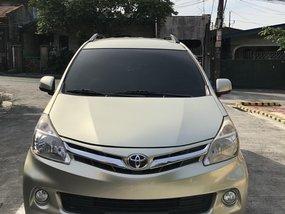 2013 Toyota Avanza (G) 1.5