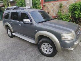 2007 Ford Everest Limited Gold Edition 4x4