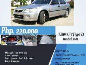 2001 Honda City for sale in Bacoor
