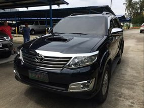 2012 Toyota Fortuner V 4x4 AT/Diesel