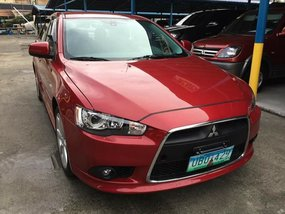 2013 Mitsubishi Lancer GTA AT/Gas
