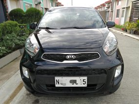 Kia Picanto Black 2016 MT EX Fresh In and Out